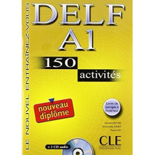 DELF A1 Cahier d'exercises + CD - Ed. Cle international