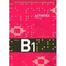 Activités pour le Cadre commun B1 + CD - Ed. Cle international