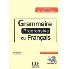 Grammaire progressive du français A1.1 - Ed. Cle international