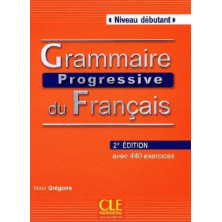 Grammaire progressive du français A1 - A2 - Ed. Cle international