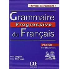 Grammaire progressive du français A1 - A2 - Ed. Cle international