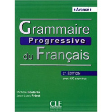 Grammaire progressive du français B2 - Ed. Cle international