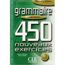 Grammaire 450 Exercises B2 - Ed. Cle international