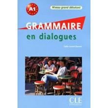 Grammaire en dialogues A1.1 - A1 - Ed. Cle international