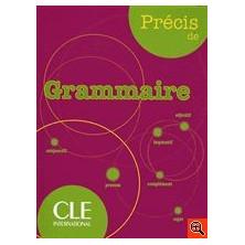 Prècis de grammaire - Ed. Cle international