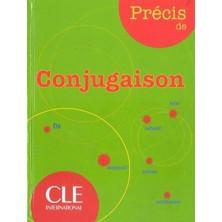 Prècis de conjugaison - Ed. Cle international