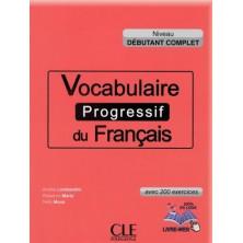 Vocabulaire Progressif du Français A1.1 - Ed. Cle international