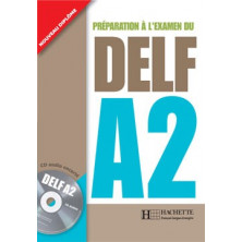 DELF A2 + CD - Ed. Hachette