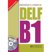DELF B1 + CD - Ed. Hachette