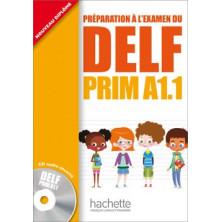 DELF Prim A1.1 + CD - Ed. Hachette