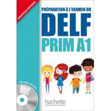 DELF Prim A1 + CD - Ed. Hachette