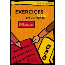 Mise en Pratique Oral - Intermédiaire - Ed. Hachette