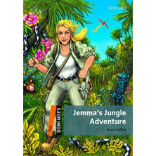 Jemma's Jungle Adventure - Ed. Oxford