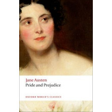 Pride and Prejudice - Oxford World's Classics - Ed. Oxford
