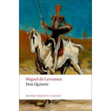 Don Quixote - Oxford World's Classics - Ed. Oxford