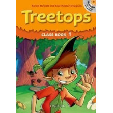 Treetops 1 - Class Book Pack - Ed. Oxford