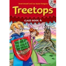 Treetops 4 - Class Book Pack - Ed. Oxford
