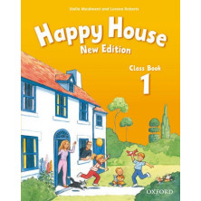 Happy House 1 - Class Book - Ed. Oxford