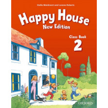 Happy House 2 - Class Book - Ed. Oxford