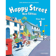 Happy Street 1 - Class Book - Ed. Oxford