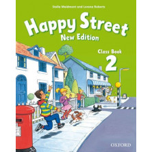 Happy Street 2 - Class Book - Ed. Oxford