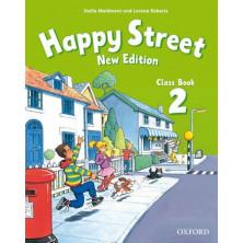 Happy Street 2 - Class Book - Ed. Oxford