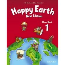 Happy Earth 1 - Class Book - Ed. Oxford