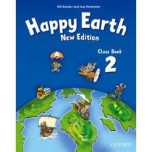 Happy Earth 2 - Class Book - Ed. Oxford