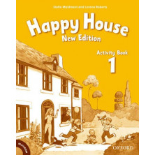 Happy House 1 - Activity Book + Multirom - Ed. Oxford