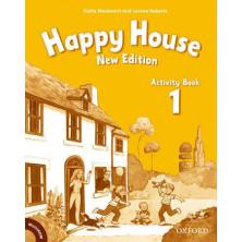 Happy House 1 - Activity Book + Multirom - Ed. Oxford