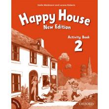Happy House 2 - Activity Book + Multirom - Ed. Oxford