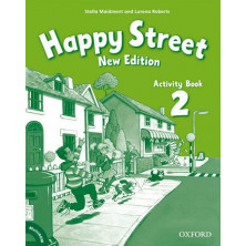 Happy Street 2 - Activity Book + Multirom - Ed. Oxford