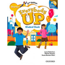 Everybody Up Starter - Student's Book + Audio CD - Ed. Oxford