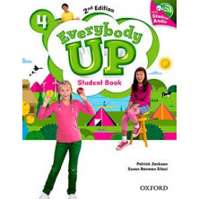 Everybody Up 4 - Student's Book + Audio CD - Ed. Oxford