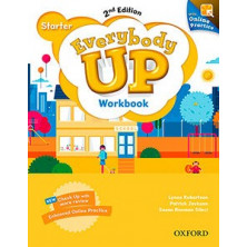 Everybody Up Starter - Workbook + Online Practice - Ed. Oxford