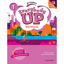 Everybody Up 1 - Workbook + Online Practice - Ed. Oxford