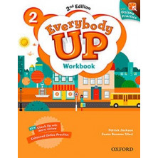 Everybody Up 2 - Workbook + Online Practice - Ed. Oxford