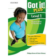 Got It! Plus 1 - Pack with online skills practice 1 - Student's Book + MultiROM - Ed. Oxford