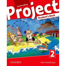 Project 2 - Student's Book - Ed. Oxford