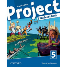 Project 5 - Student's Book - Ed. Oxford