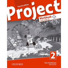 Project 2 - Workbook + CD + Online Practice - Ed. Oxford