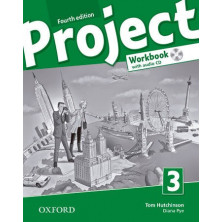 Project 3 - Workbook + CD + Online Practice - Ed. Oxford