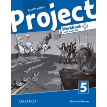 Project 5 - Workbook + CD + Online Practice - Ed. Oxford