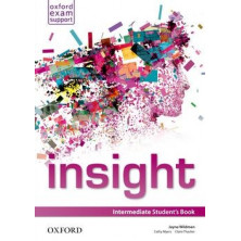 Insight Intermediate- Student's Book - Ed. Oxford