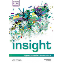 Insight Upper-Intermediate- Student's Book - Ed. Oxford