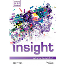 Insight Advanced - Student's Book - Ed. Oxford