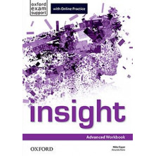 Insight Advanced - Workbook + Online Practice - Ed. Oxford