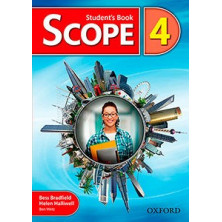 Scope 4 - Student's Book - Ed. Oxford