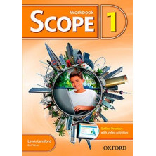 Scope 1 - Workbook + Online practice pack - Ed. Oxford