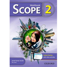 Scope 2 - Workbook + Online practice pack - Ed. Oxford